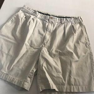 Polo Ralph Lauren khaki shorts size 38